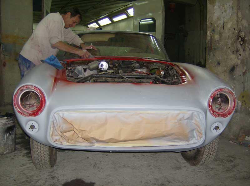 2 Ghia 1500 GT Repairs