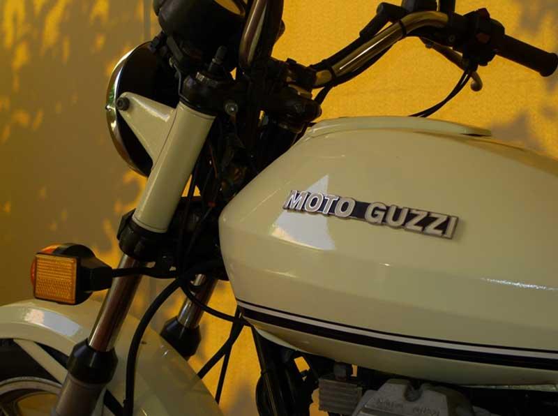 5 Motoguzzi V65 Police Florda