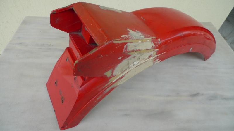 2 V50III rear fender
