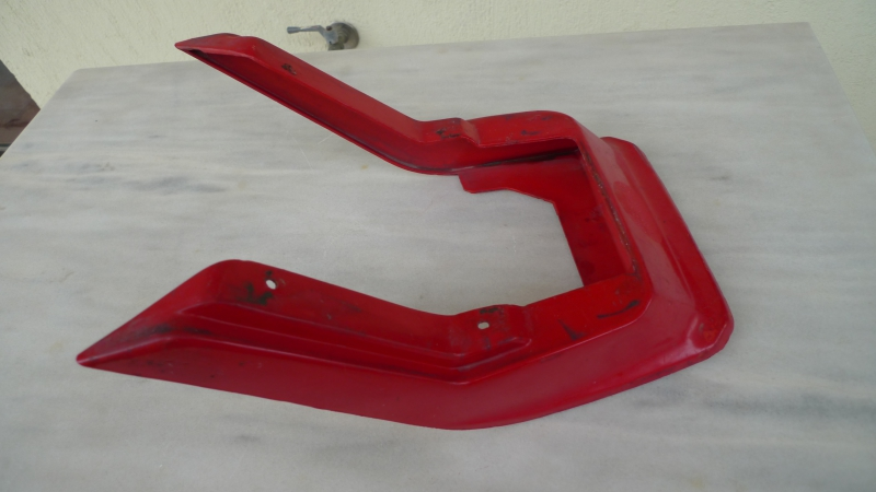 2 V50monza rear seat cover