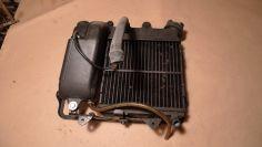 Gilera RV RX 125/200 radiator / oil resrvoir / base assy for sale