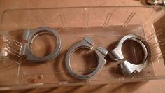 Gilera new NOS clamp