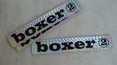 Piaggio Boxer sticker original NOS