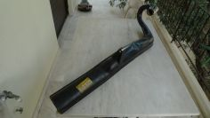 Gilera GR1 new exhaust pipe