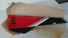 Gilera RV 125 200, NGR 250 LH side cover