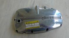 Gilera 50 new crankcase half cover, clutch side