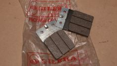 Gilera new NOS Grimeca brake caliper pad set for sale