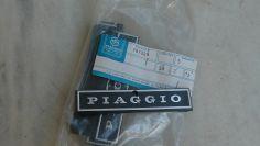 Piaggio Vespa new NOS horn cover badge