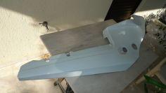 Gilera KZ 125 new NOS RH fairing