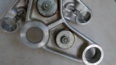 Gilera new fork head Part 354054