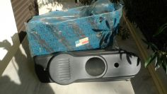 Gilera GSA side cover for motor NOS