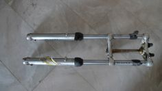Gilera new front fork assembly