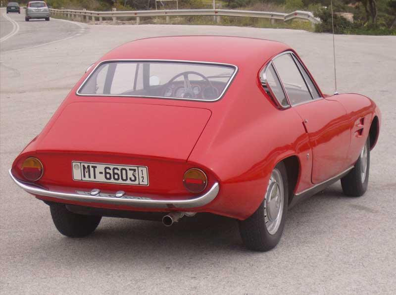 4 Ghia 1500 GT