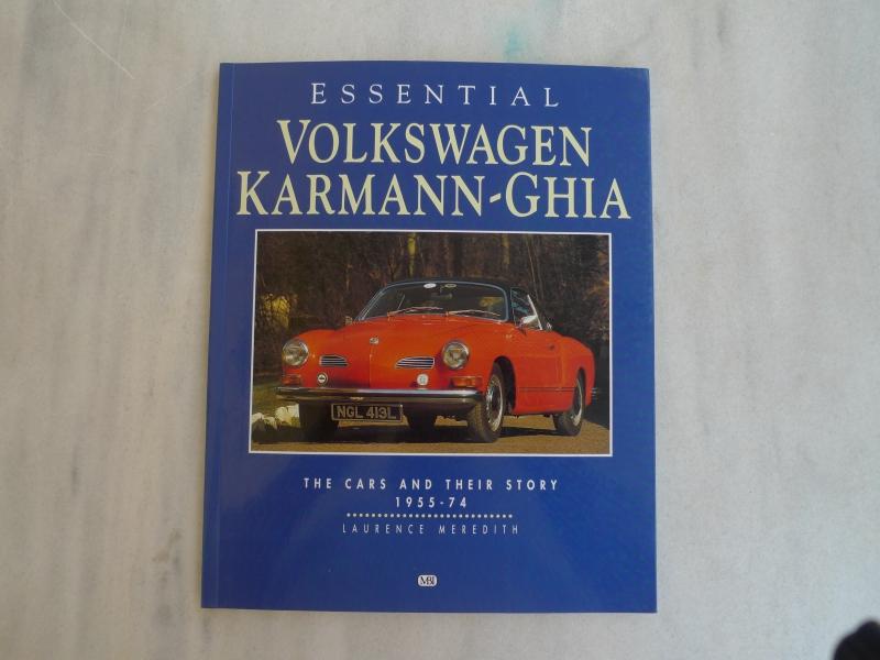 VW karmann ghia cover