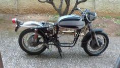 Benelli Tornado 650 S project bike